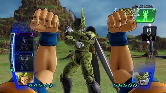Dragon Ball Z for Kinect para X-box 360 já tem trailer