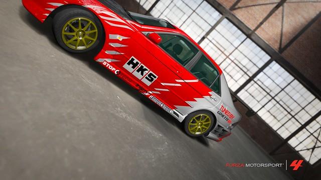Toyota Altezza HKS 7114372341_891ce35901_z