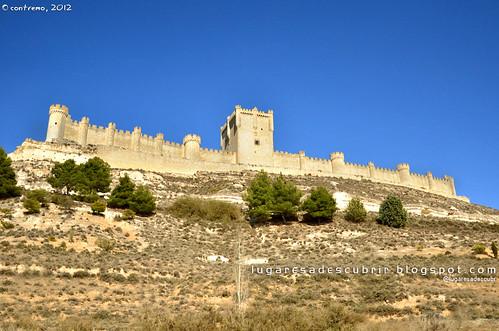 Castillo de Peñafiel (Valladolid, Castilla y León)