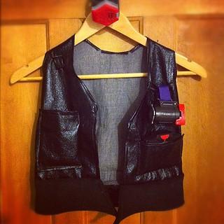 Spy vest