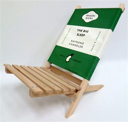 Penguin beach chair