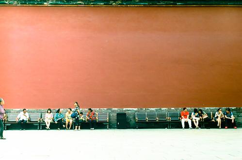 Palace Wall @ Peking 故宫红墙