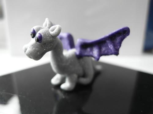 Fimo Dragon