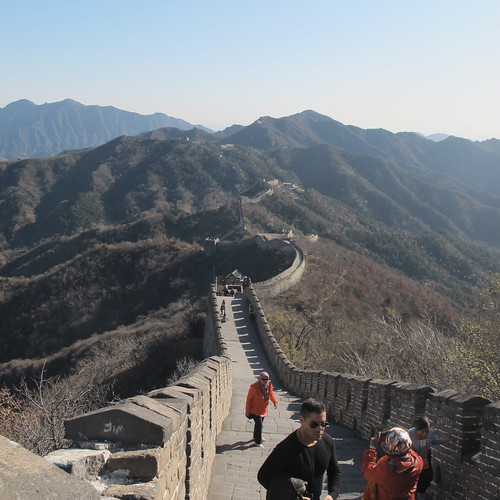 the great wall of china information