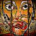 Berlin Wall Detail 2 of 3