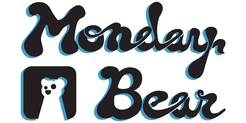 Monday Bear Logo