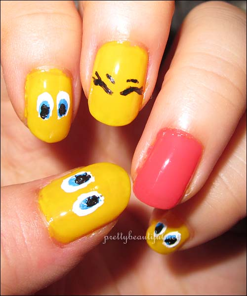 Tweety Bird on Dior Acapuloo