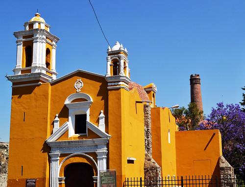 Capilla del Cirineo, Puebla.