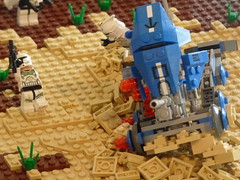LEGO Star Wars Clone Base V.2.5