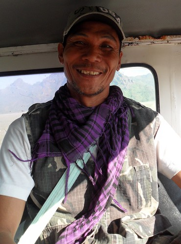 Mount Pinatubo guide, local resident and farmer