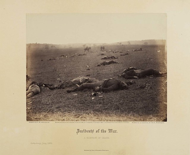 Incidents of the War: A Harvest of Death
