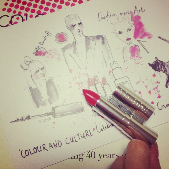 2013.05.31 - Colour and Culture - Cosmetics a La Carte 40th Anniversary Exhibition (12)