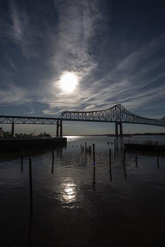 june sunrise canonef1740mmf4lusm delawareriver project365 2013 commodorebarrybridge chesterpa june2013