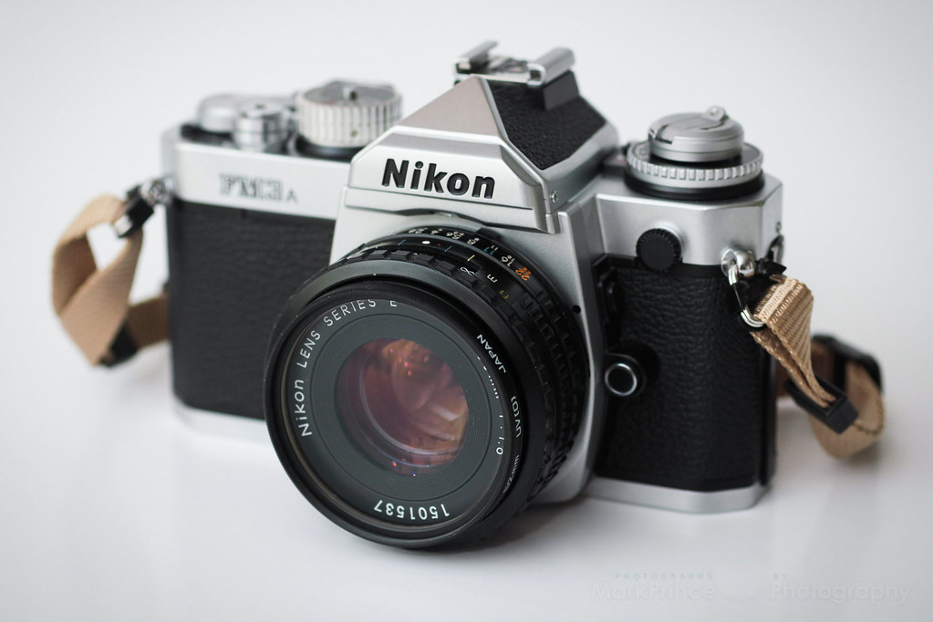 Nikon FM3a with 50mm f1.8 E Lens
