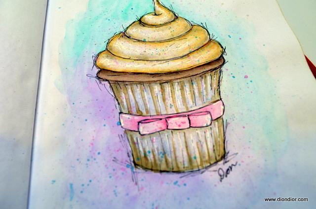 AMF Cupcake