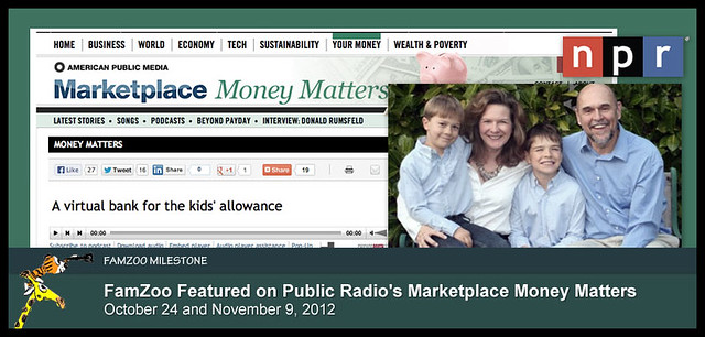 FamZoo Featured on Public Radio