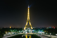 La Tour Eiffel, Paris at Night