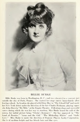 Billie Burke ca 1920