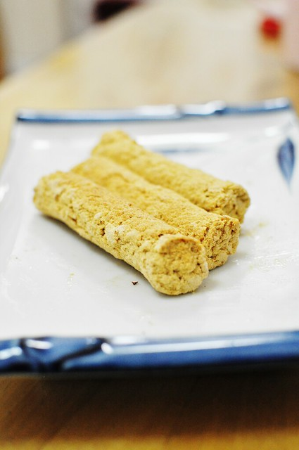 pork floss sticks