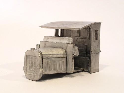 Lorry cab