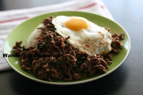 Thai Basil Beef Stir-Fry 2
