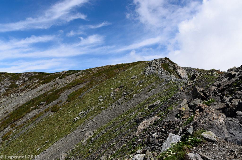 20130630 稜線