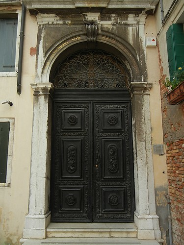 DSCN2052 _ Entrance to Old Synagogue, Venezia, 14 October