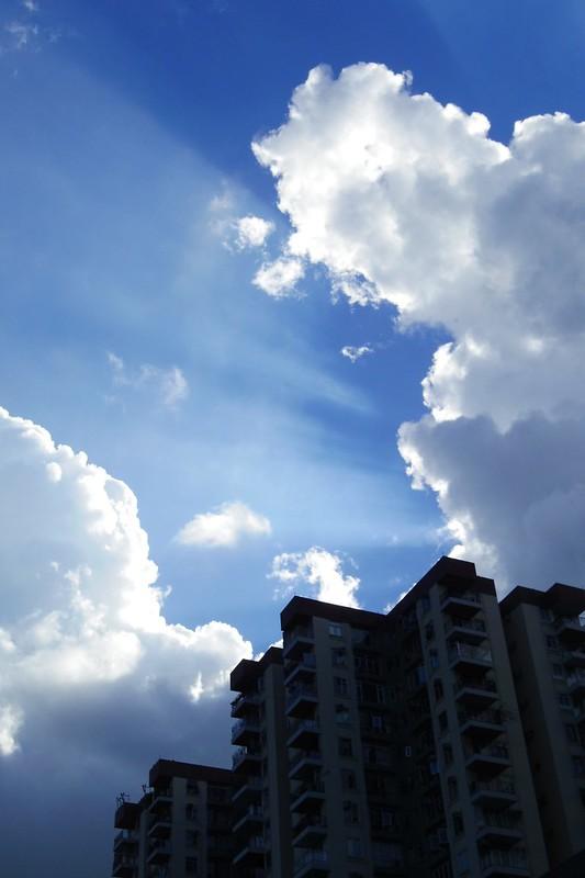 雲彩隨手拍 BY PENTAX Q