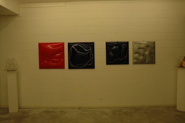 2008 - Navigatori dell'aria e del magnete, Mazzucchelli/Boriani, Galleria Mandelli, Seregno