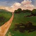 Deborah Taylor - Country Road by theartleaguegallery