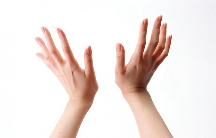 Мягкие руки, крепкие ногти