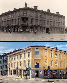 Gothenburg, Majorna 1938 / 2012