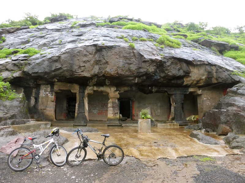 Lonad Caves - Abode of the monks