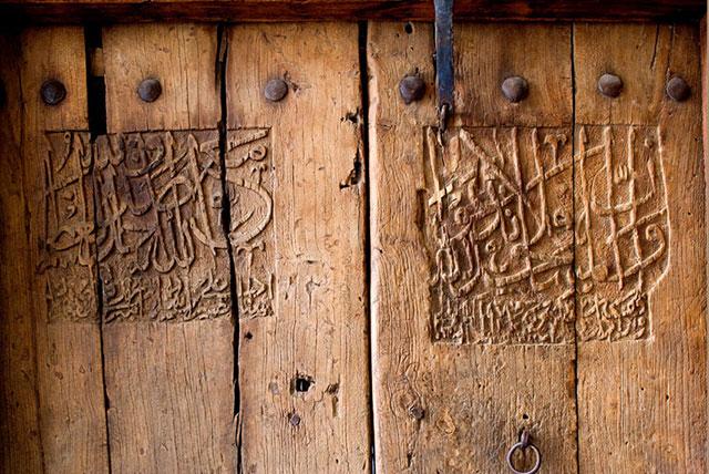 Иран, Персия, дверь, старина, старинные, дверные ручки, двери