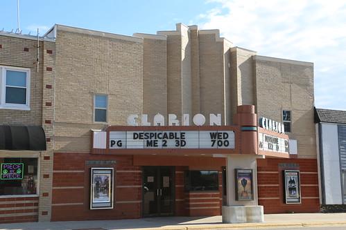 movietheater clarioniowa clariontheater wrightcountyia