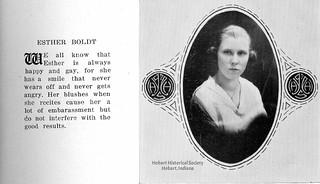 Esther Boldt 1920