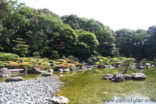 Ohori Park Japanese Garden, Fukuoka