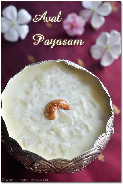 Aval Payasam