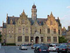 Ypres, Cloth Hall square (3)
