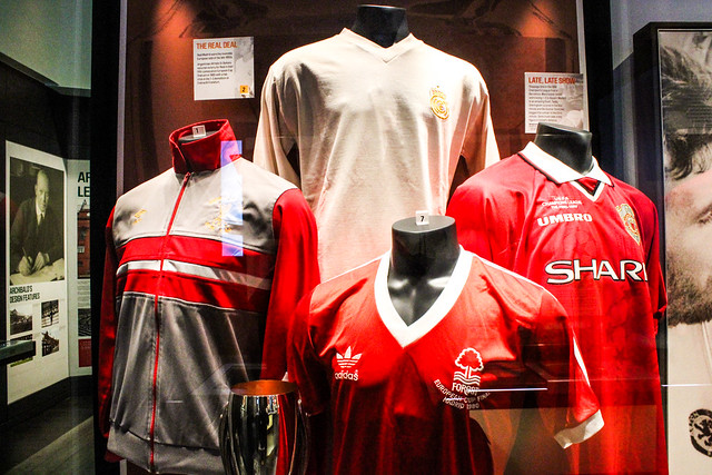 National Football Museum de Machester