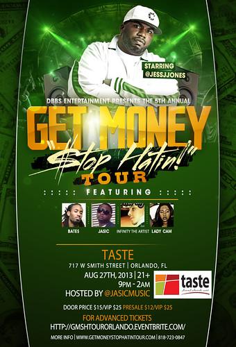 Flyer - GMSH Tour (Orlando) 8-27-13