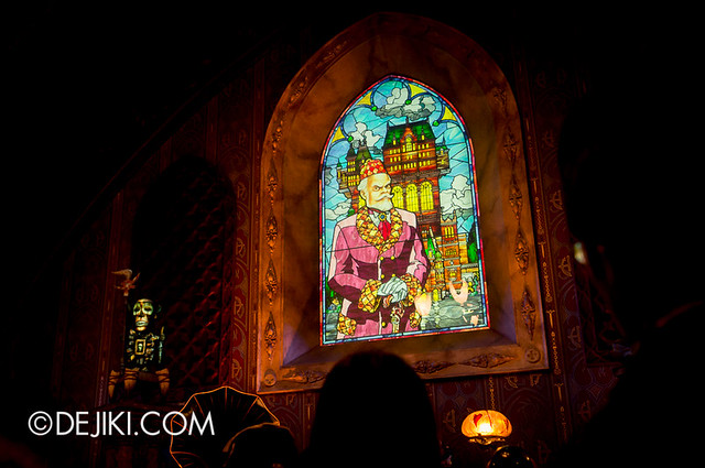 Tokyo DisneySea - Tower of Terror / Hightower's Private Study