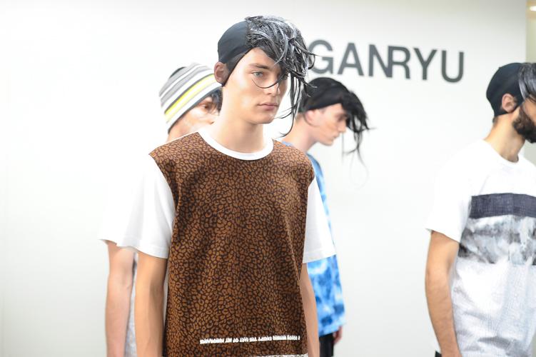 Jaco Van Den Hoven3390_SS14 Tokyo GANRYU(Fashion Press)