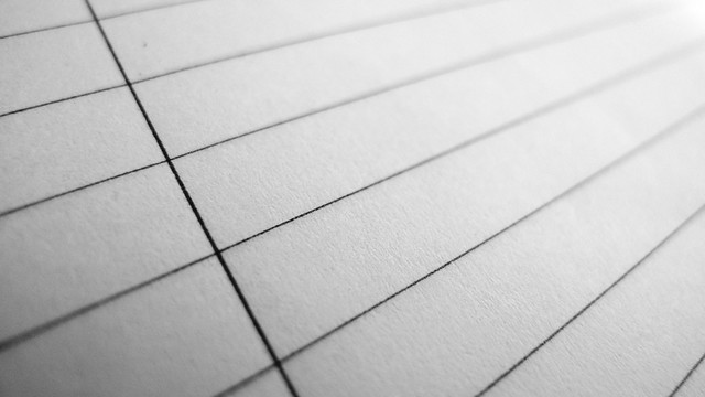 Lined Paper [250/365]