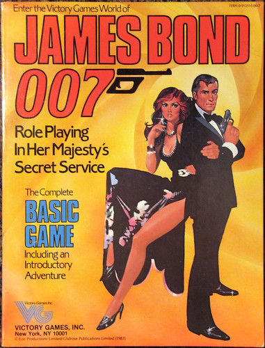 James Bond 007 Roleplaying Game