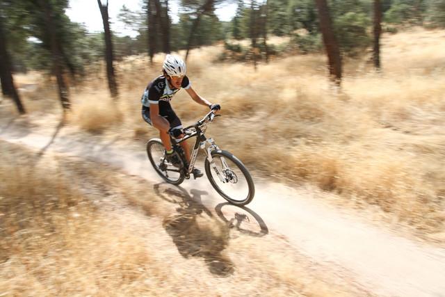 NBICI.es entrenando para participar en la Burgos Bike Vive! Radio