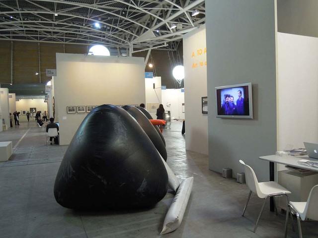 2011 Artissima Torino Galleria Repetto
