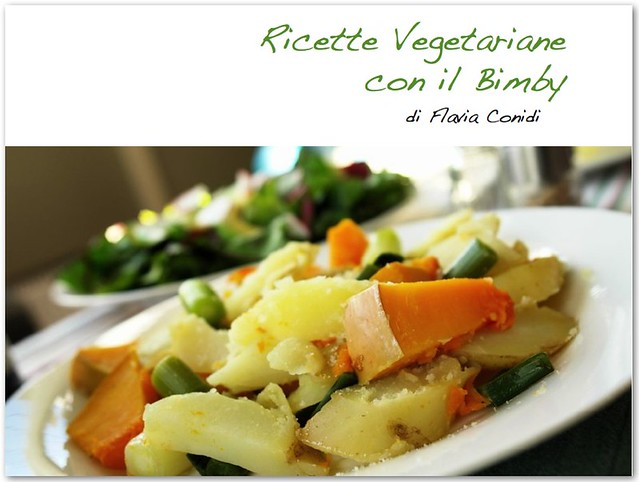 Ricette vegetariane bimby tm21