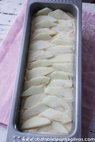 Bizcocho de manzana www.cocinandoentreolivos (20)