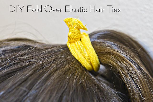 The Spohrs Are Multiplying Diy Fold Over Elastic Headbands